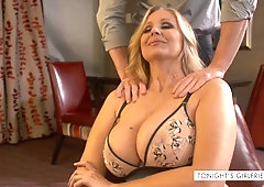 breasts real 48dd